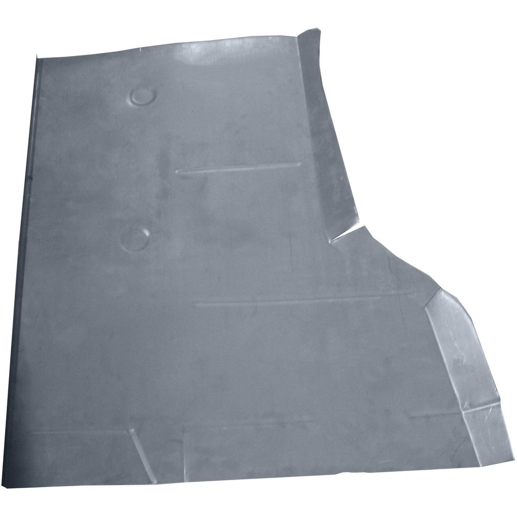 1962-1987 Jeep J20 Complete Rear Floor Pan, LH