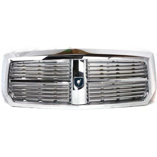 2005-2007 Dodge Dakota Grille, Chrome