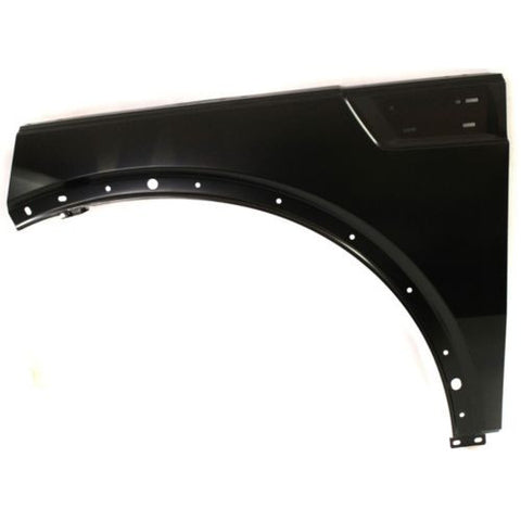 2007-2011 Dodge Nitro Fender LH, Steel - CAPA