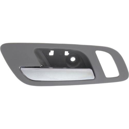 2007-2014 Chevy Silverado Front Door Handle LH Lvr+gray Hsg.