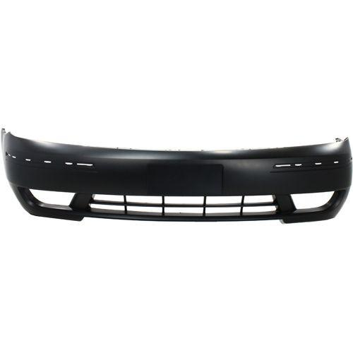 2005-2006 Ford Five Hundred Front Bumper Cover,Primed,w/ Fog Lamp Hole