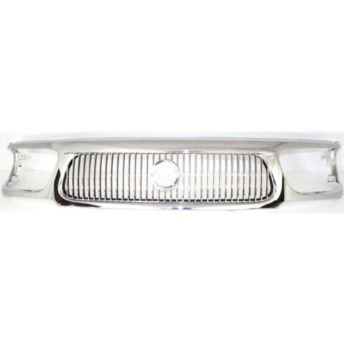 1998-2001 Mercury Mountaineer Grille, Chrome