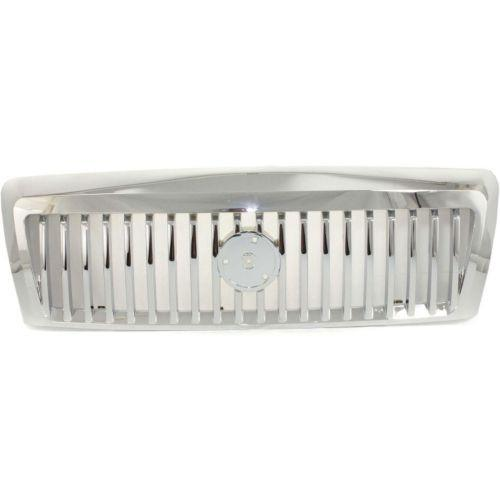 2006-2011 Mercury Grand Marquis Grille, Chrome