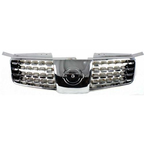 2004-2006 Nissan Maxima Grille, Chrome