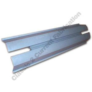 1937-1939 Chevy (Coupe Only) Outer Rocker Panel 2DR, LH - Classic 2 Current Fabrication