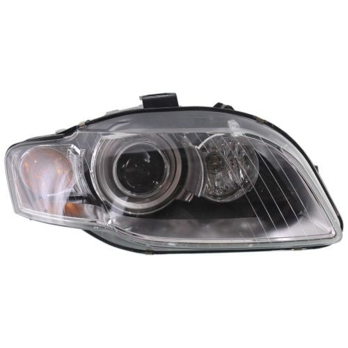 2005-2009 Audi S4 Head Light RH, Assembly, Hid/xenon, With Out Curve Lighting