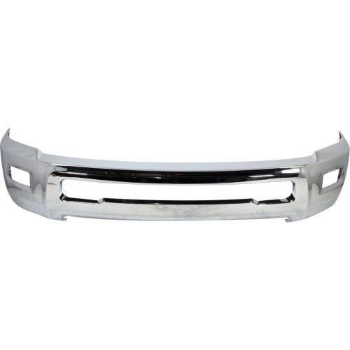2010-2015 DODGE RAM 2500/3500 PICKUP FRONT BUMPER, Chrome