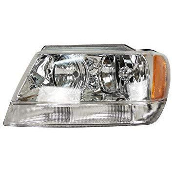 1999-2004 Jeep Grand Cherokee Headlamp LH