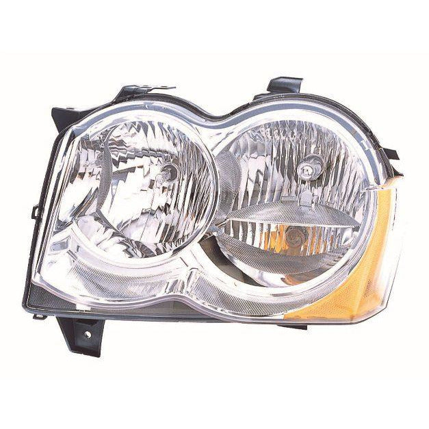 2008-2010 Jeep Grand Cherokee Headlamp LH