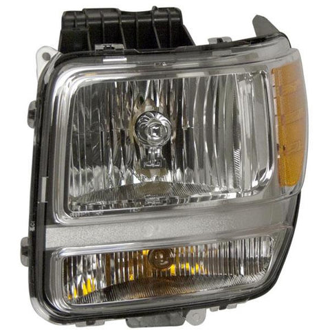 2007-2011 Dodge Nitro Headlamp LH (NSF)