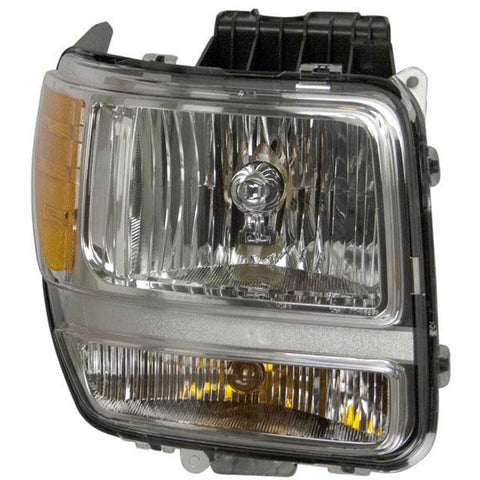 2007-2011 Dodge Nitro Headlamp RH (NSF)