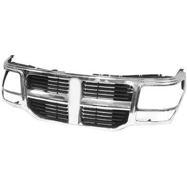 2007 Dodge Nitro Grille Black w/Chrome
