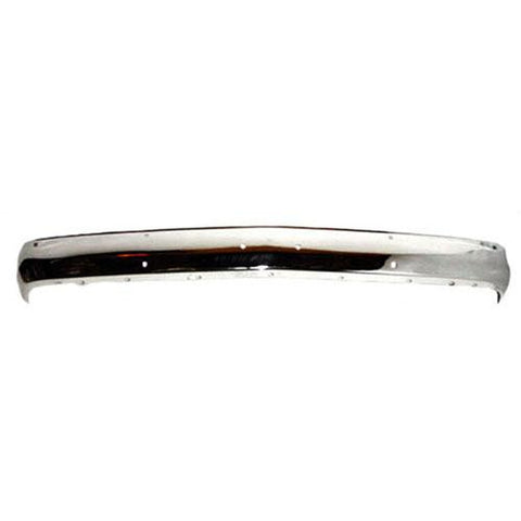 1987-1990 Dodge Dakota Front Bumper Chrome
