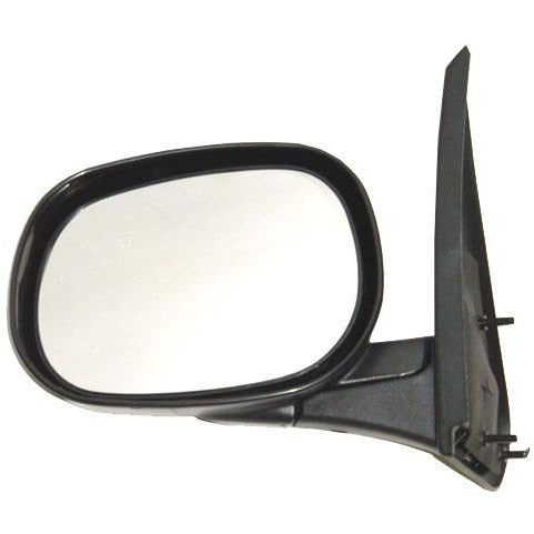 1998-2003 Dodge Van (Full-Size) Mirror Manual LH