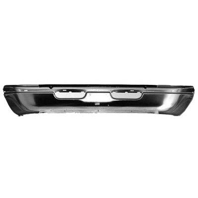 1998-2003 Dodge Van (Full-Size) Front Bumper Chrome