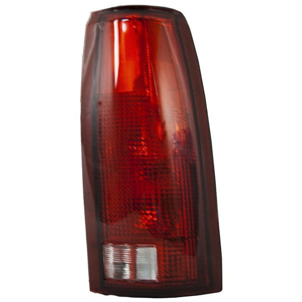 1999-2000 Cadillac Escalade Tail Lamp RH W/O Connector Plate