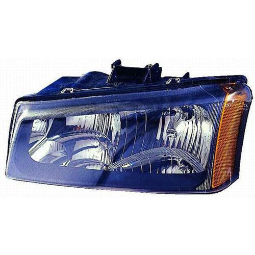 2003-2004 Chevy Silverado Pickup Headlamp LH (C)