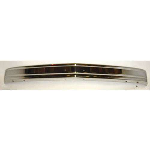 Step Bumper For 85-94 Chevrolet Astro GMC Safari Black Steel