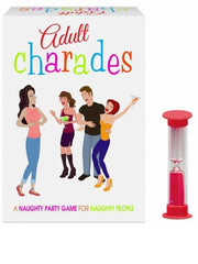 Adult Charades Party Game -  - Passionzone Adult Store