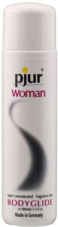 Pjur woman lube The worlds best lubricant for a womans sensitive skin