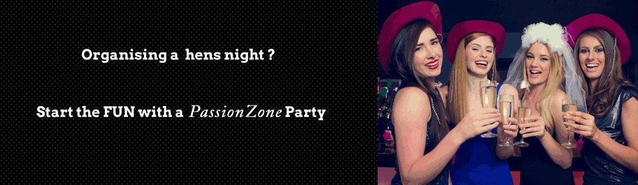 PassionZone Adult Toy Parties