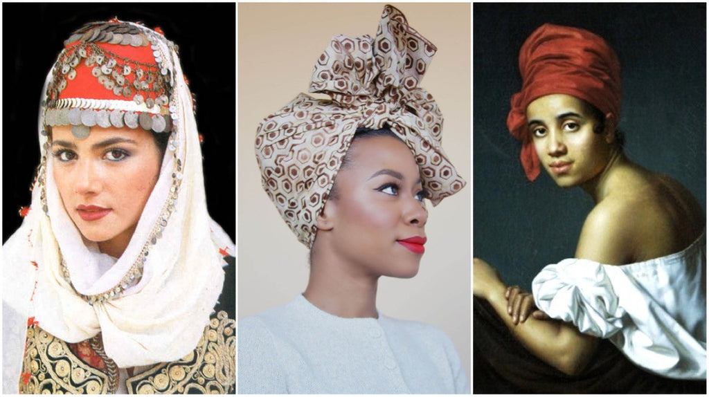 Can You Wear Headwraps