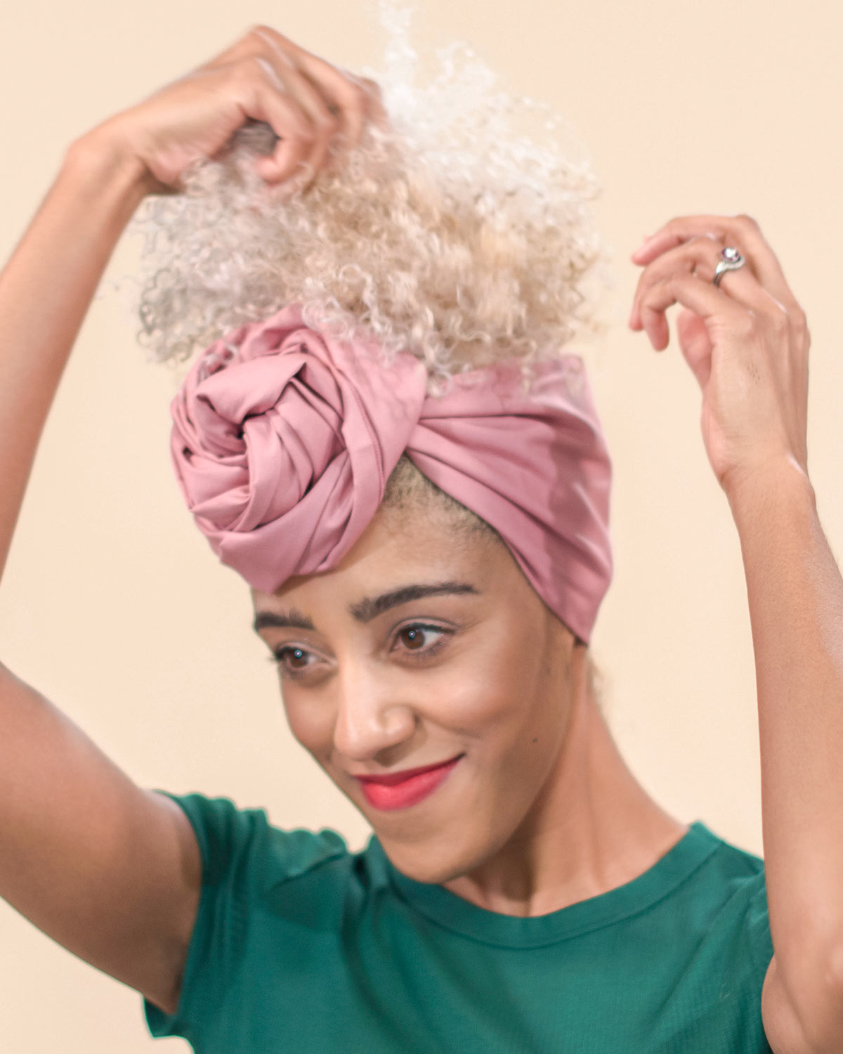 For Beginners Head Wrap Style