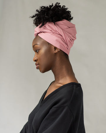 Rose Head Wrap