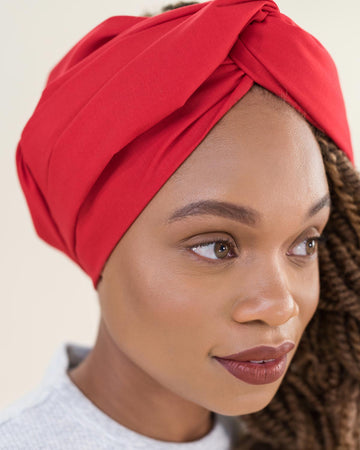 Ruby Woah - Head Wrap - The Wrap Life