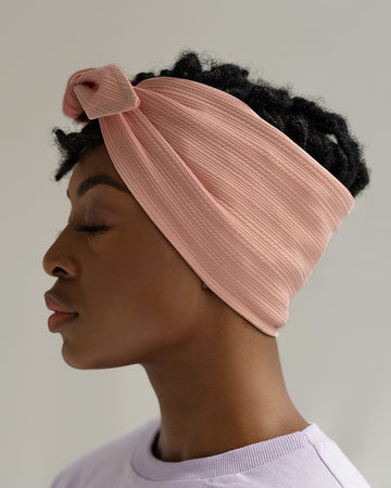 Blush | Satin Lined Bandie