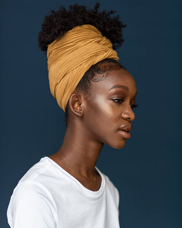 Citrine Flow - Head Wrap - The Wrap Life