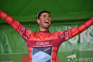 RED JERSEY SUCCESS AT THE TOUR OF BRITAIN
