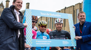 TOUR DE YORKSHIRE COMPETITION: WIN £5000 WORTH OF KIT WITH CANYON EISBERG