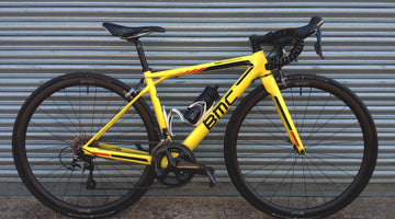 READER'S RIDE: LUISA'S BMC TEAM MACHINE SL03