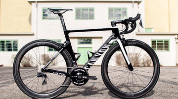 READER'S RIDE: Canyon Eisberg's Aeroad