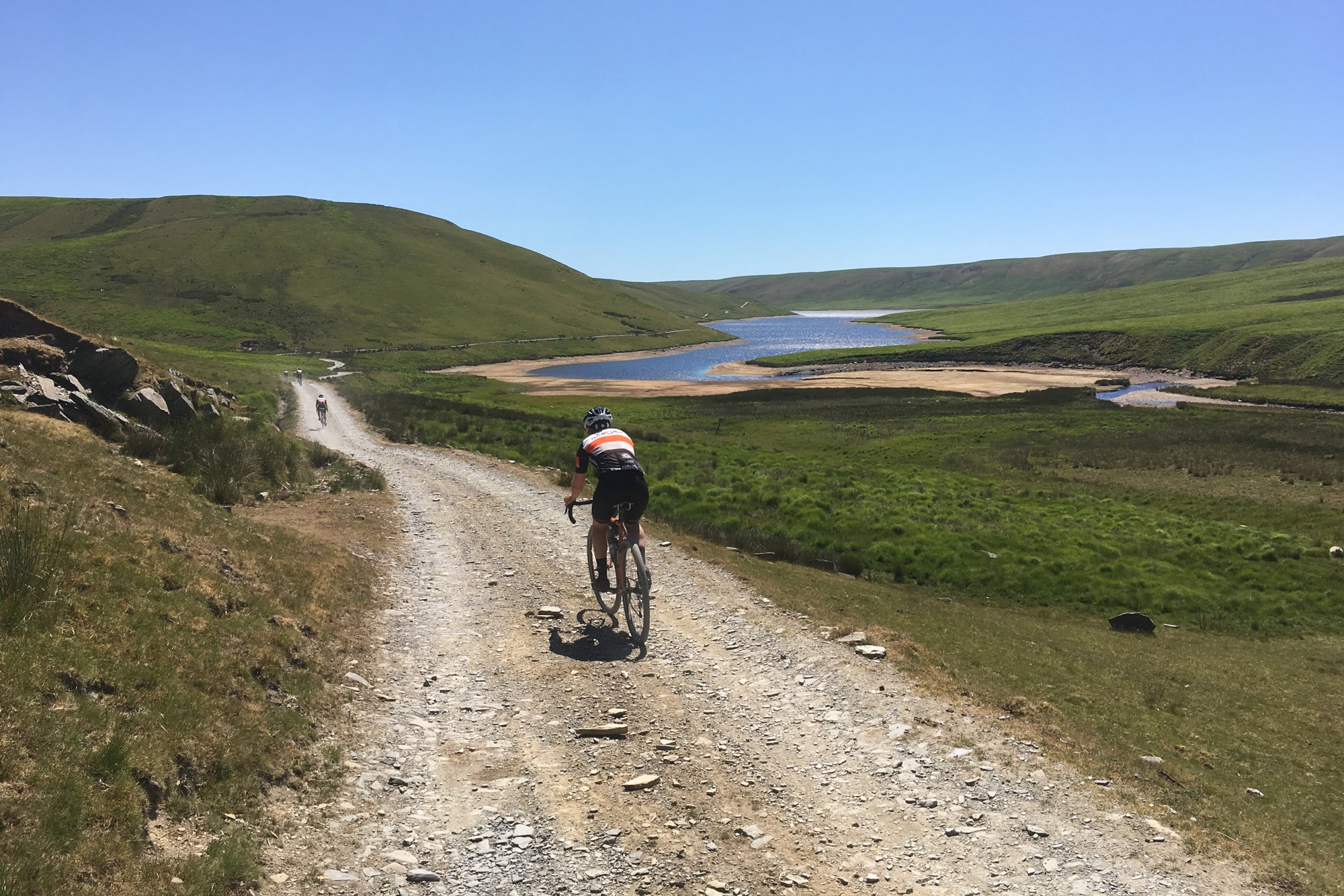 GRAVEL RIDING HEAVEN? ROB HARWOOD HEADS OUT TO WALES