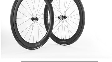 Cycling Weekly 9/10 Best Value Award - HUNT 50 Carbon Aero Disc Wheelset