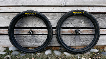 Teton Gravity Research - HUNT All-Mountain Carbon H_Impact Wheelset