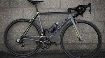 READER'S RIDES: Dan's Cannondale SuperSix Evo Hill Climb Machine