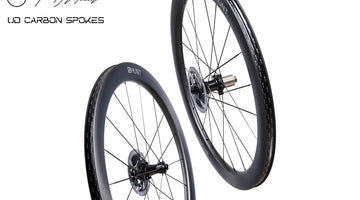 Triathlete - Unboxed! Carbon Spokes! Hunt 54 UD Wheelset
