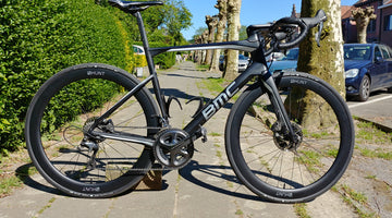 READER'S RIDE: KURT'S BMC ROAD MACHINE DISC