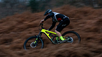 Oli Carter joins the Hunt MTB team for 2019