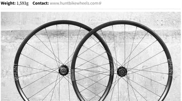 Road.cc 4.5/5 Review - Mason x HUNT 4 Season Disc Wheelset