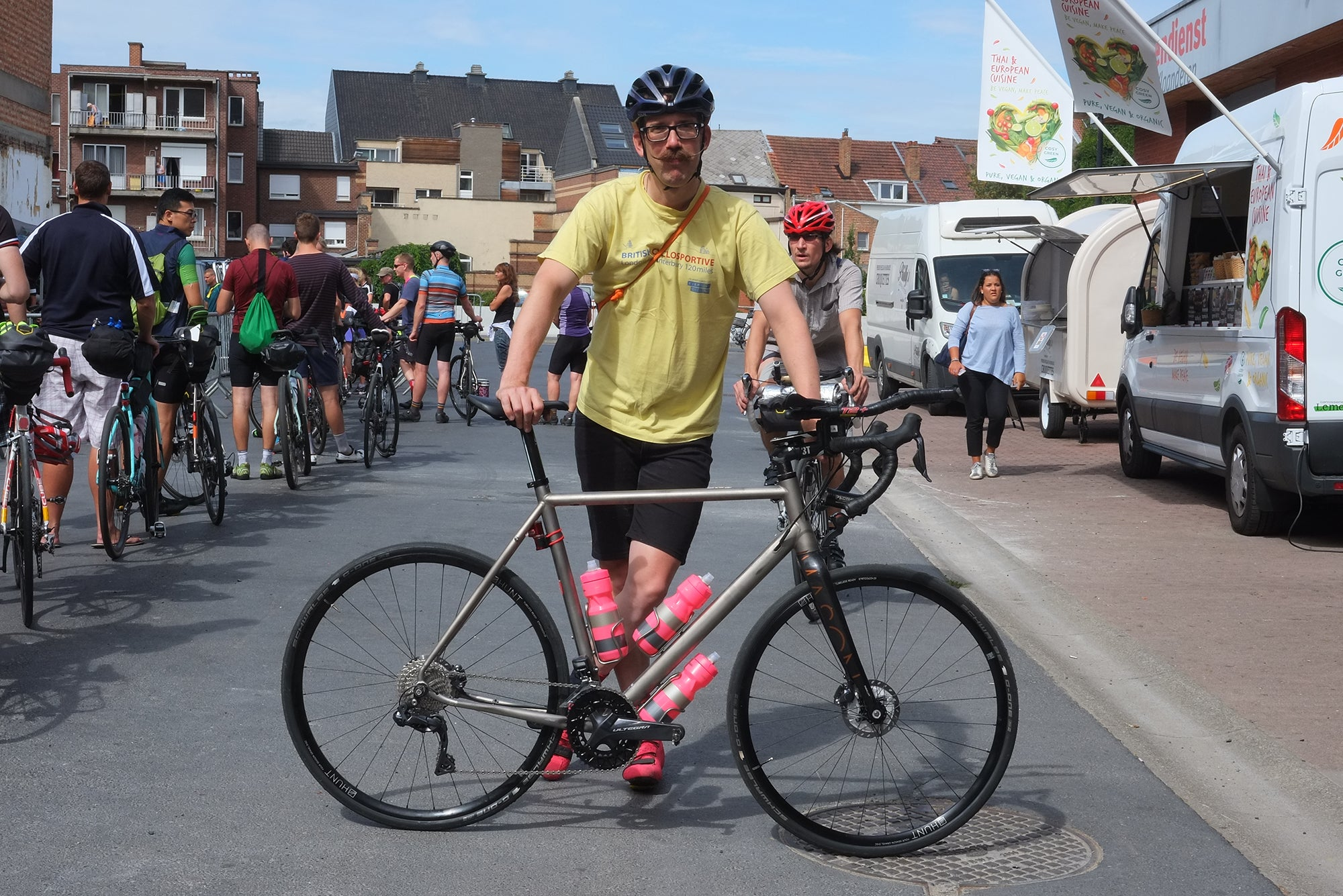 READER'S RIDES: TRANSCONTINENTAL RACE NO.6 SETUPS