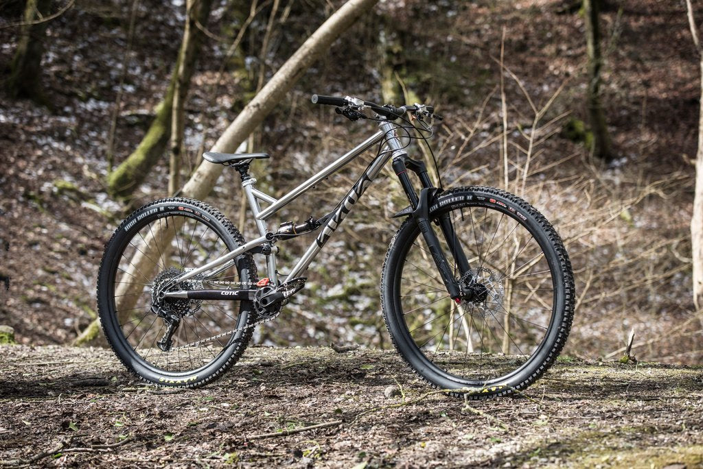 READER'S RIDE | DREAM BUILD: COTIC FLAREMAX