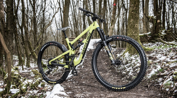 READER'S RIDE: SANTA CRUZ HIGHTOWER LT