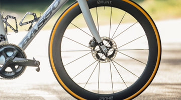 Cycling Weekly 10/10 Review - HUNT 54 UD Carbon Spoke Disc Wheelset