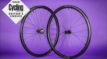 2020 Cycling Weekly Editor's Choice  - HUNT 34 Aero Wide Disc Wheelset