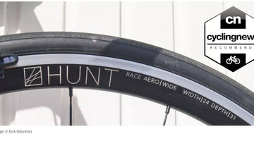 Cycling News Recommends - Hunt Race Aero Wide Wheelset Review