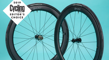 2019 Cycling Weekly Editor's Choice - 50 Carbon Aero Disc Wheelset